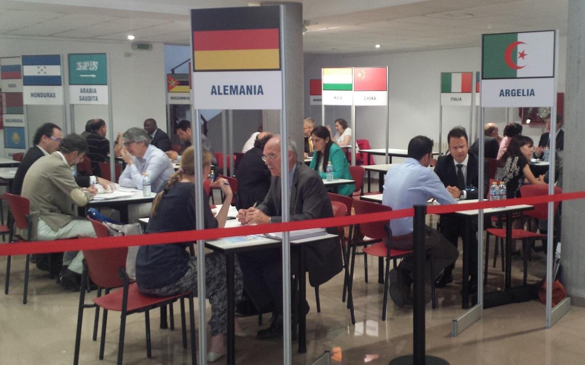 La Embajada de Argelia y Evalue Asesores reciben a medio centenar de empresas en IMEX