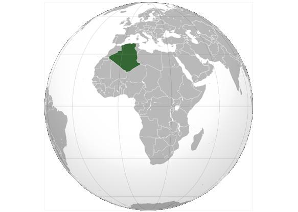 Licitación para el sector del turismo en Argelia
